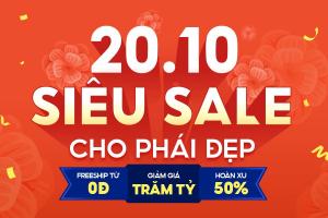 Chào mừng 'Ngày phụ nữ Việt Nam' - Shopee tung mưa ưu đãi độc quyền dành tặng phái đẹp