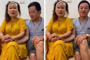 Cô dâu 63 tuổi Thu Sao lại 'lộ' hình ảnh mới nhất, càng thẩm mỹ khuôn mặt càng biến dạng thế này