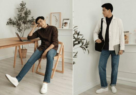'Tốt gỗ, tốt cả nước sơn', cứ chọn UNIQLO Jeans thì lên đồ đơn giản vẫn style 'ngút ngàn'