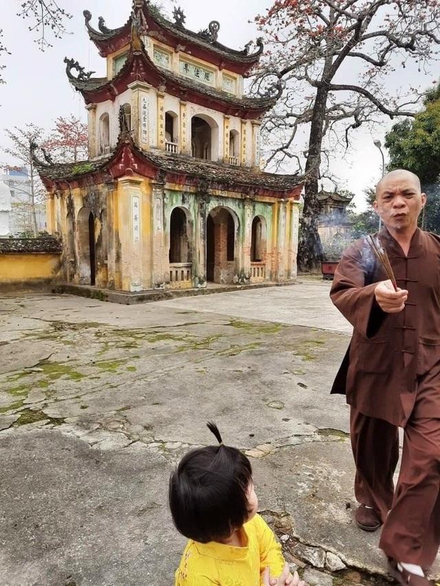 Giáo hội Phật giáo Hải Phòng vào cuộc vụ sư trụ trì xua đuổi dân