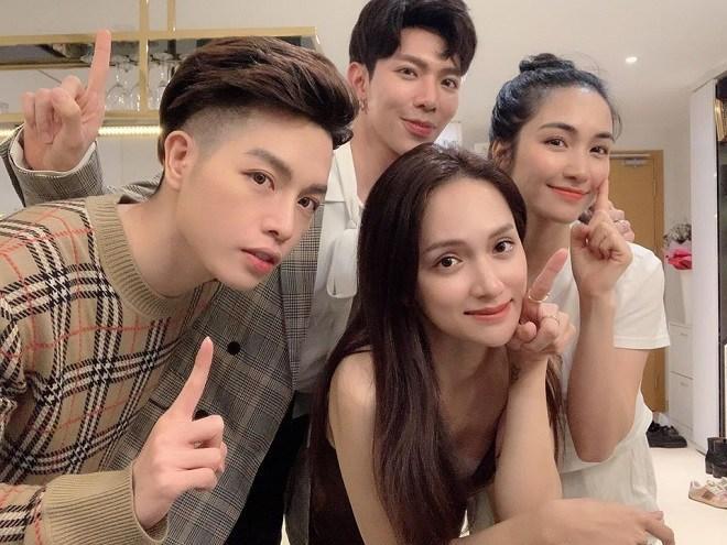 Hòa Minzy tiết lộ tình trạng của Hương Giang hiện tại
